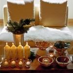 Karácsony feng shui lakberendezés