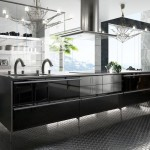 világos, tágas konyhai helységek